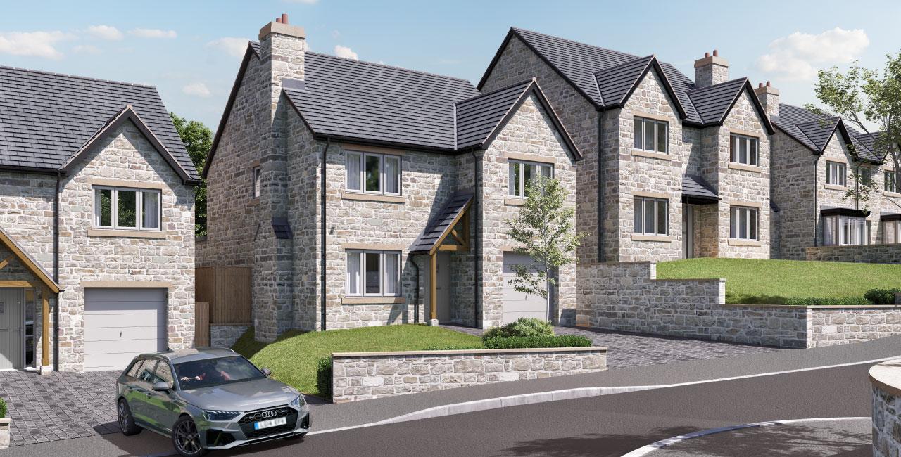 Luxury Homes | Newchurch Meadows | Rossendale
